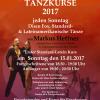 Neue Tanzkurse Standard & Latein ab Januar 2017
