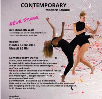 Contemporary Neuer Kurs